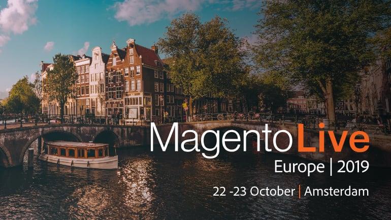 Waar vind je Experius op MagentoLive Europe 2019?