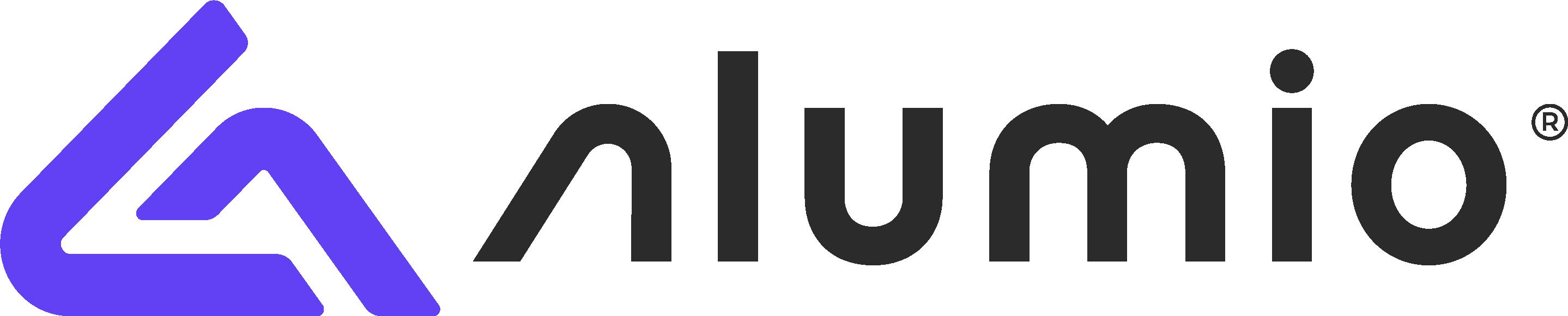Alumio Logo - Horizontal