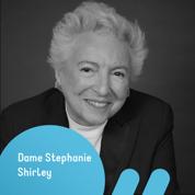 Dame Stephanie Shirley - blog 4