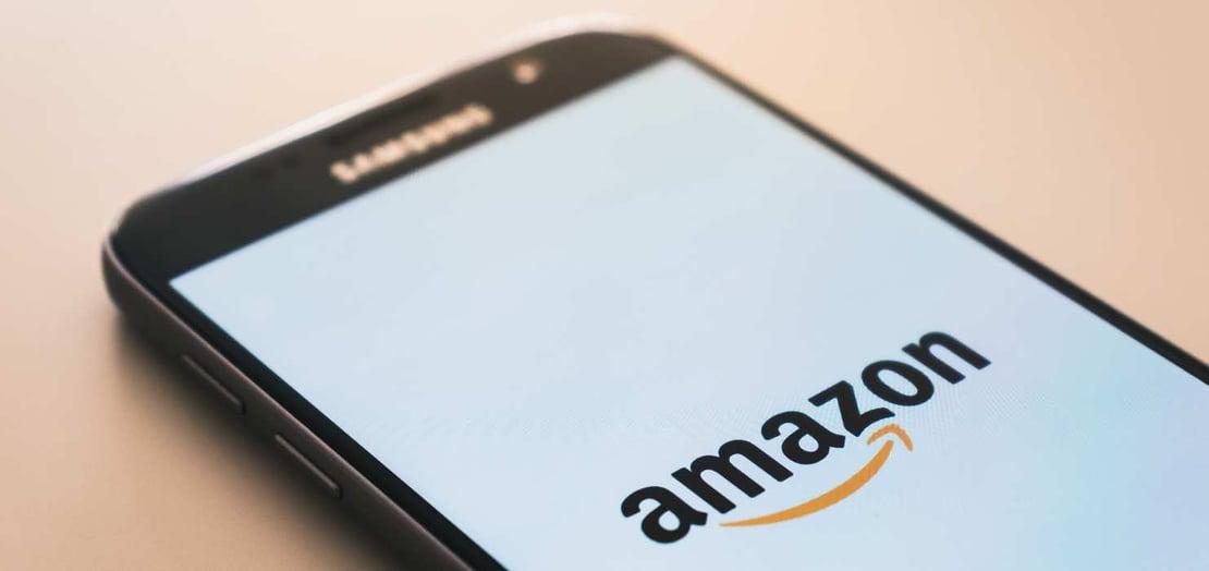 Amazon naar Nederland