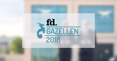 FD Gazellen 2018 - header