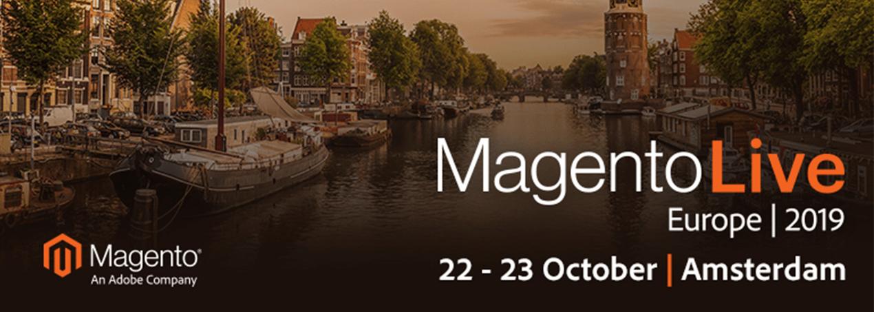 Mis het niet! MagentoLive komt naar Nederland.