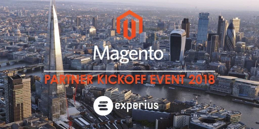 magento partner kickoff event 2018