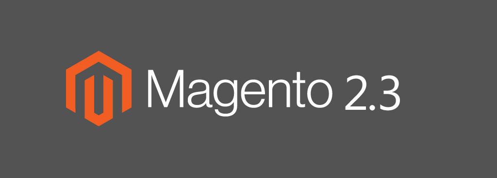 Magento 2.3