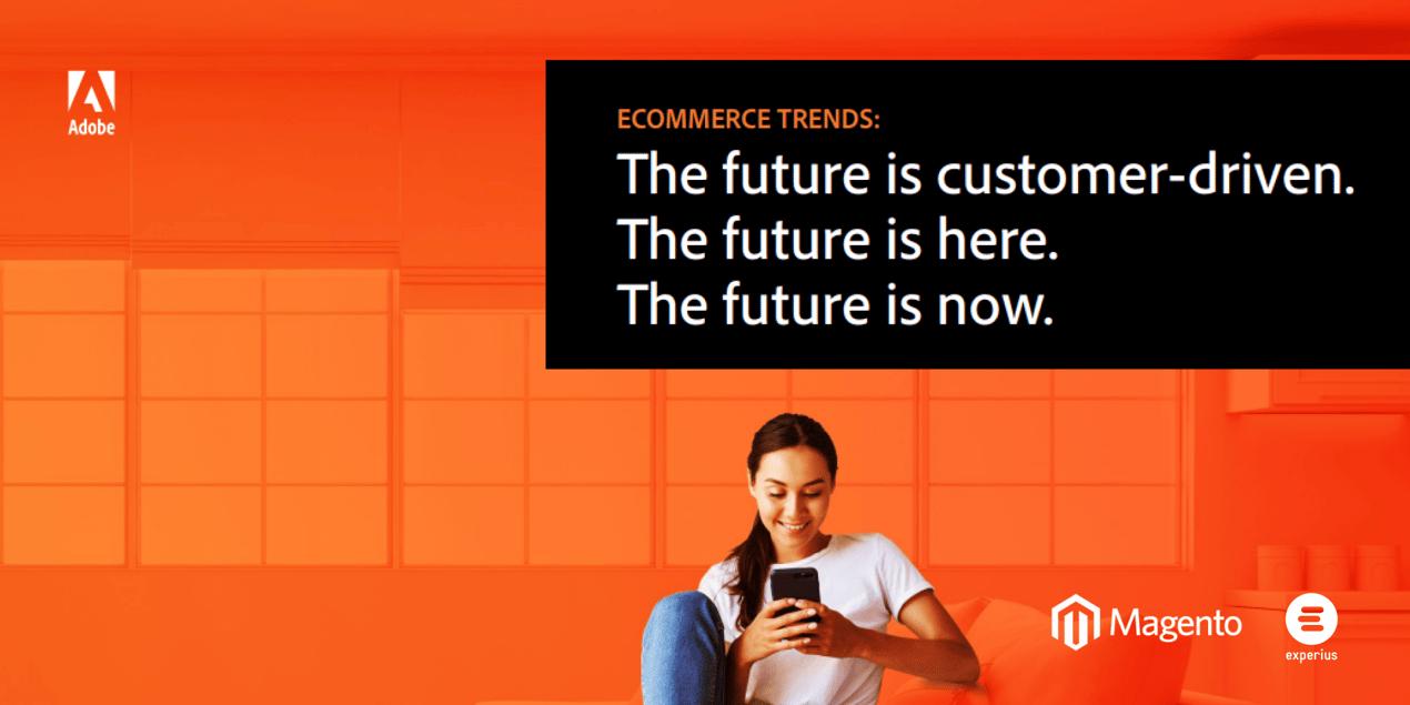 De toekomst van ecommerce is hier! (eBook)