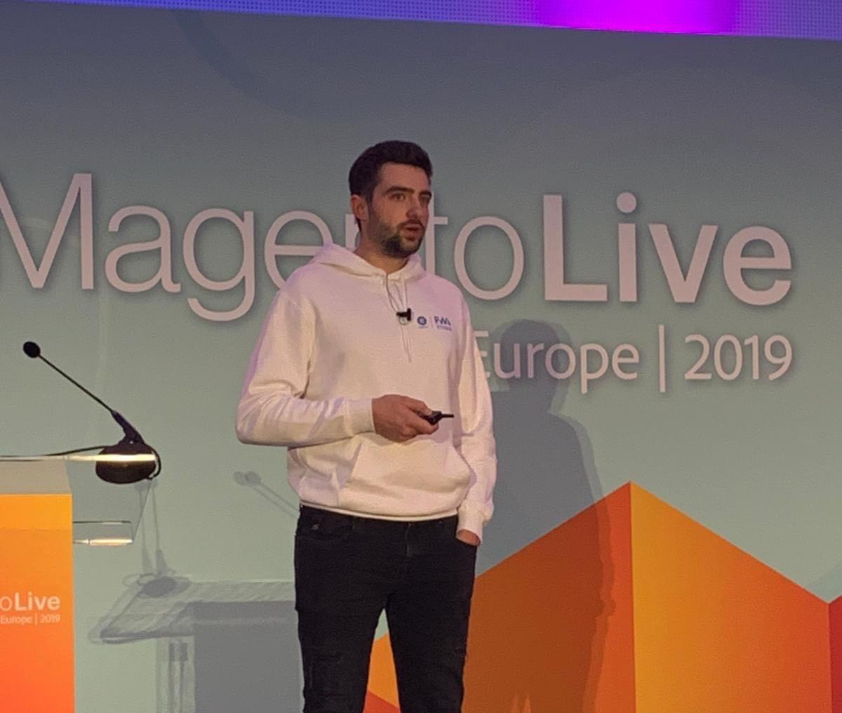 Magento Live Europe 2019 - Jordan presentatie - square