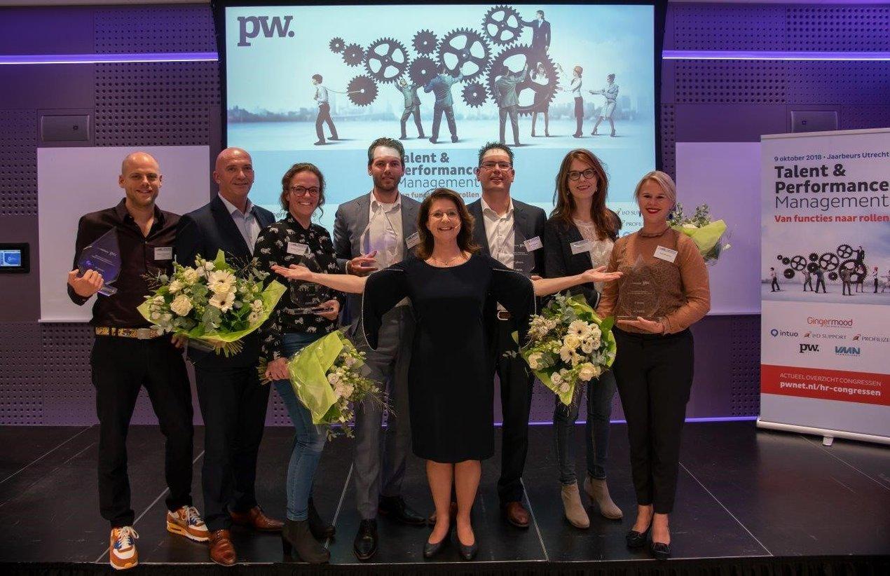 In de top 5 van experts in talentontwikkeling Nederland!