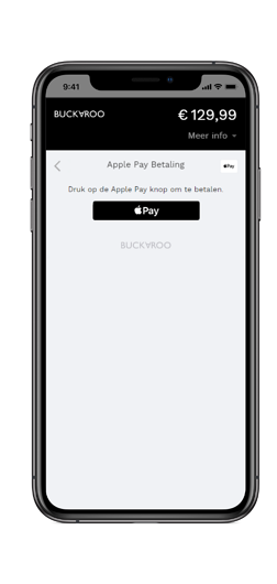 Apple pay magento webshop