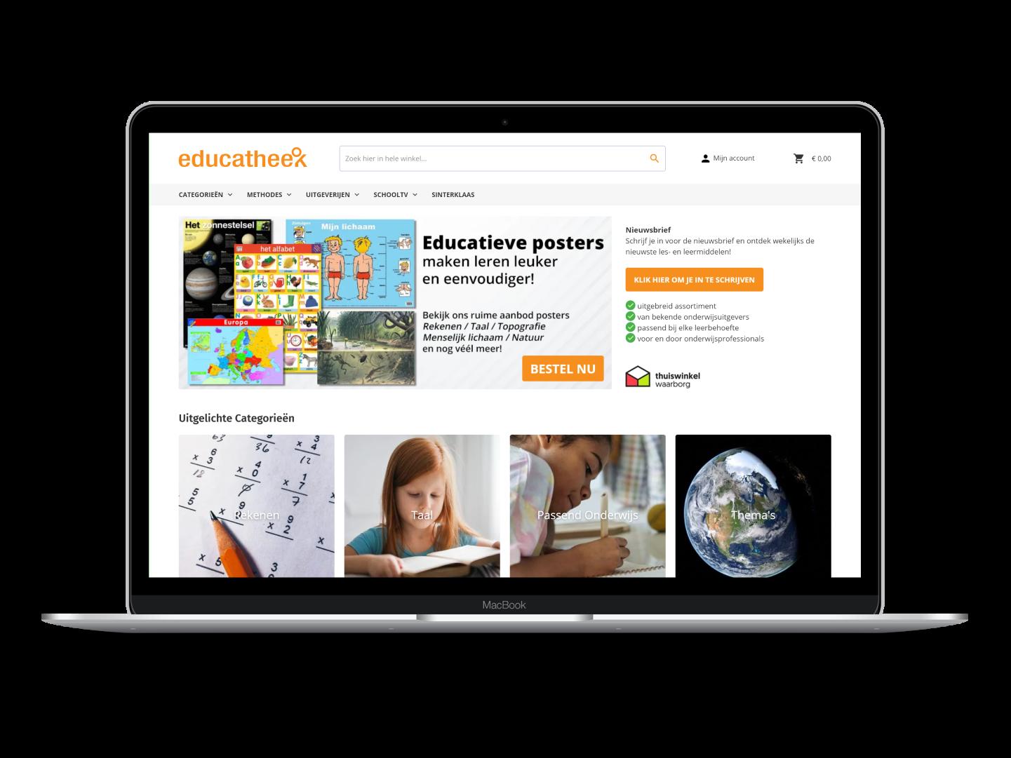 Webshop Educatheek